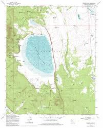 Arizona Strip Map by Mormon Lake Topographic Map Az Usgs Topo Quad 34111h4