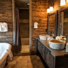 rustic cabin bathroom ideas bathroom inspiring cottage bathrooms hgtv at intended inspirational