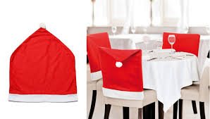 santa chair covers chrismas santa chair cover cheeki deals