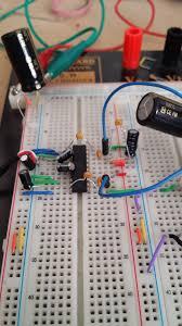 electronics cool cap engineer