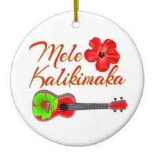 mele kalikimaka ornaments keepsake ornaments zazzle