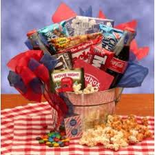 Book Gift Baskets Book Gift Basket Movie Care Package Book Or Movie With Gift Card