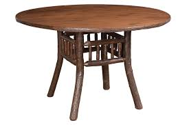 hickory lake u0026 lodge dining table available in 3 3 1 2 or 4