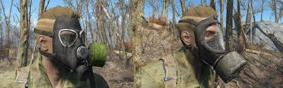 Gas Mask Costume Metro Gas Masks At Fallout 4 Nexus Mods And Community