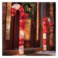 Candy Cane Outdoor Decorations 148 Best Christmas Light Ideas Images On Pinterest Christmas