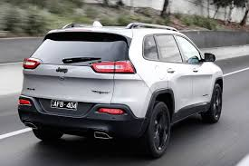 jeep vehicles 2015 2018 jeep cherokee review