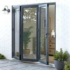 Patio Doors Folding Exterior Folding Doors Dsellman Site
