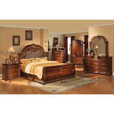 sleigh bedroom set anondale sleigh bedroom set acme furniture furniture cart