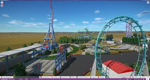 X Flight At Six Flags Geauga Lake Six Flags Ohio Worlds Of Adventure Recreation