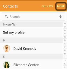 contacts app android how to transfer android contacts to iphone