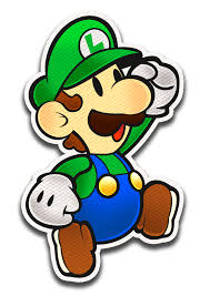 colors splash luigi color splash style paper mario color splash message