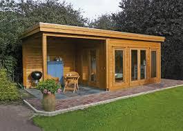 Summer Houses For Garden - 112 best summerhouses images on pinterest ranges flat roof and