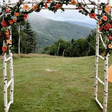 wedding arch for sale best birch bark arch for sale in clarington ontario for 2017