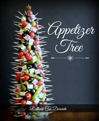 appetizer tree can decorate