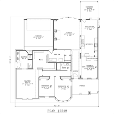 28 large 1 story house plans large one story house plans