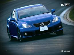 isf lexus blue car wallpapers lexus isf car wallpaper review specs picture