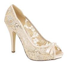 gold shoes for wedding gold lace bridal wedding bridesmaid high heel shoes