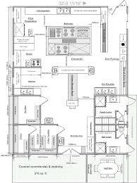 blueprints of restaurant kitchen designs restaurant kitchen