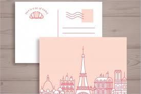 travel postcard templates free u0026 premium templates creative