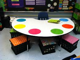 Paper Table L My Reved Guided Reading Table Just Some White Contact Paper
