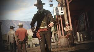 wild west online revealed the red dead like mmo u0027built from the