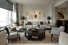 classic livingroom contemporary living family room by michael abrams