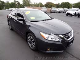 Nissan Altima Grey - 2016 used nissan altima 2 5 sv at fafama auto sales serving boston
