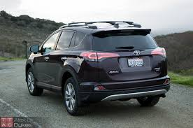toyota limited 2016 toyota rav4 limited exterior the truth about cars