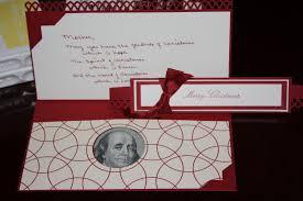 christmas money holder cards christmas lights decoration
