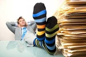 Feet On The Desk 8 Ways To Procrastinate In Group Projects Identity Magazine