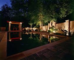 paradise outdoor lighting replacement parts a poolside paradise graces a residence in nashville tennessee with