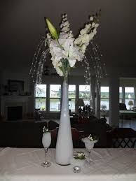 how to make a wedding centerpiece using water beads and wedding vase