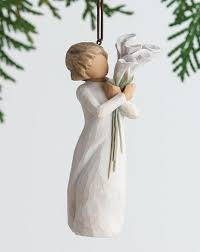 willow tree thespiritofchristmas