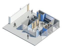 why architects must rethink restroom design in schools metropolis