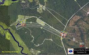 Charleston Sc Zip Code Map by Tornado Outbreak March 15 2008