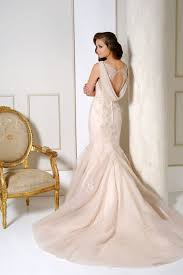 blush wedding dress trend wedding dress trends for 2015 vintage blush and chagne gowns