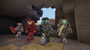 Halo 1 Maps Halo Skins And Map Come To Minecraft Switch Edition And More