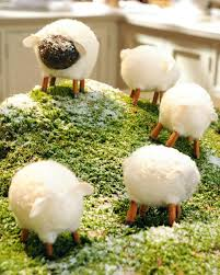 Lamb Decorations For Easter by Fabulous Diy Easter Decorations