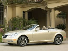 lexus for sale lakeland fl 2007 lexus sc convertible in florida for sale 21 used cars from