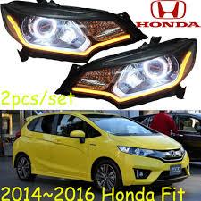 Honda Jazz Vs Honda Fit Compare Prices On 2015 Honda Jazz Headlight Online Shopping Buy