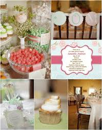 shabby chic baby shower ideas chic baby shower ideas diabetesmang info