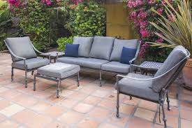 Brentwood Patio Furniture Estate Sale In Brentwood At A Stunning Spanish Villa Auctions