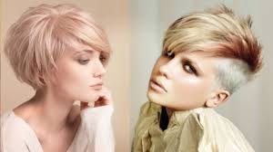 short hairstyles for thinning hair for women pictures short hairstyles for women with thin hair 2018 youtube