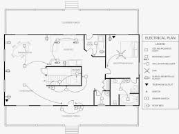 electrical floor plan drawing electrical blueprints home plans