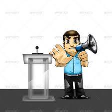 animatable business man cartoon character kit by avoltha