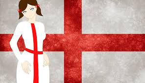 Englands Flag Hm Csf England Flag Background By Abthebutterfly On Deviantart