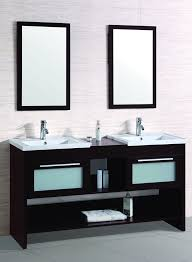 Bathroom Fixture Finishes Contemporary Bathroom Vanity Legion Wt9118 R Espresso Finish