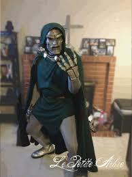 Dr Doom Mask Dr Doom Costume