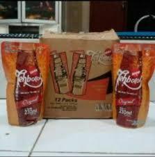 Teh Botol Sosro Kemasan Karton best seller teh botol sosro pouch 230ml murah minuman 盪 food