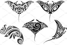 maori tattoo patterns 5x patterns creative market